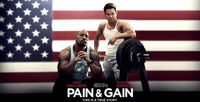 Super Sunnies® Spotted: Pain and Gain Official Trailer (2013)