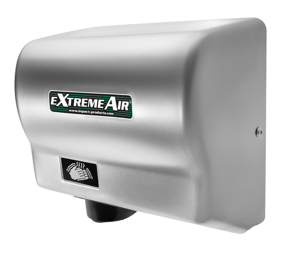 extreme air chrome touchless hand dryer 125 amp 110 120 volt - Air Hand Dryers