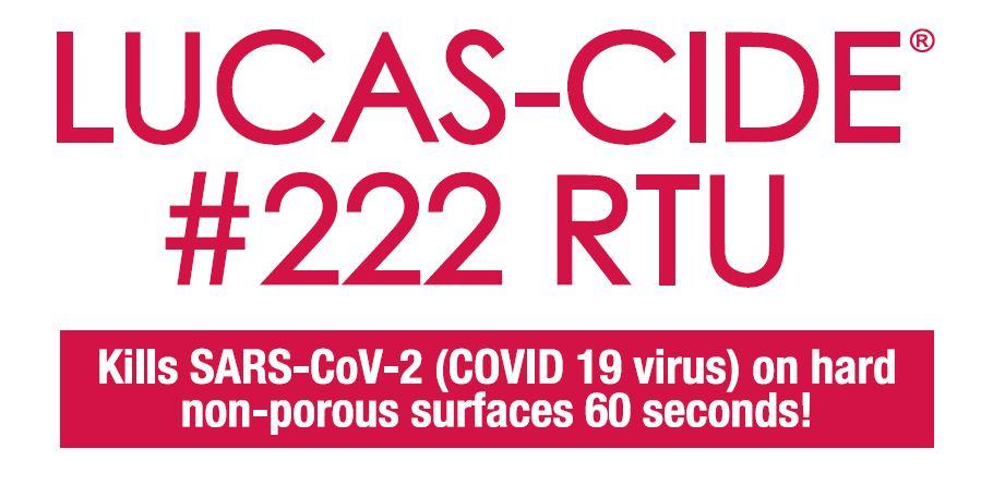 LUCAS-CIDE #222 RTU – Quart