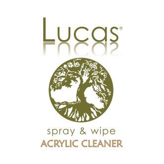 Lucas Acrylic Cleaner Logo