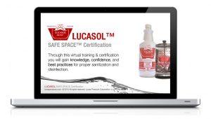 LUCASOL Safe Space Certification
