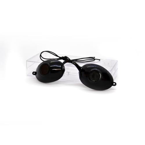 Super Sunnies Classic Eyeshields - Black