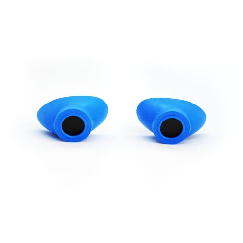 Super Sunnies Strapless -Blue