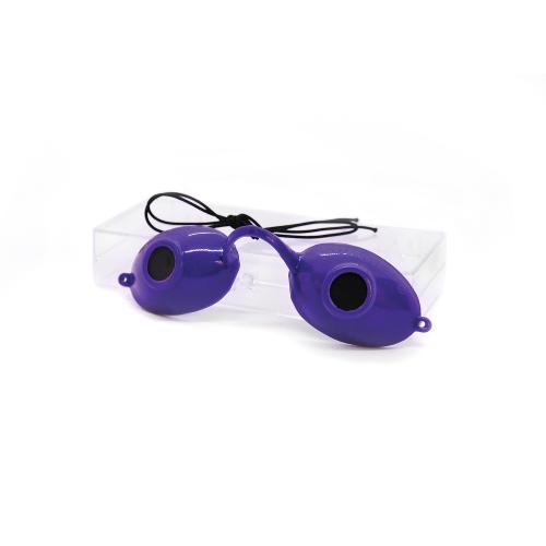 Super Sunnies Classic Neon Eyeshields - neon purple