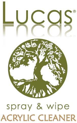 Lucas Acrylic Cleaner brand logo