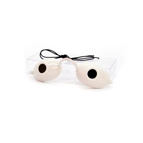 Super Sunnies Classic Eyeshields -White