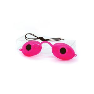 Super Sunnies Classic Neon Eyeshields - Pink