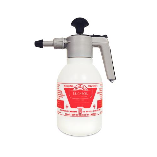 LUCASOL 48 oz. Pump Up Sprayer